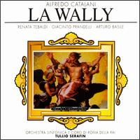 Alfredo Catalini: La Wally - Dimitri Lopatto (vocals); Dino Dondi (vocals); Giacinto Prandelli (vocals); Jolanda Gardino (vocals);...