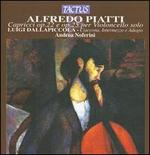 Alfredo Piatti: Cappricci per Violoncello solo Op. 22 e Op. 25