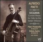 Alfredo Piatti: Siciliana