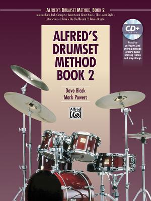 Alfred's Drumset Method, Bk 2: Book & CD - Black, Dave, and Powers, Mark