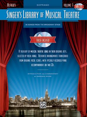 Alfred's Singer's Library of Musical Theatre: Soprano, Volume 1 - Hal Leonard Corp (Creator)