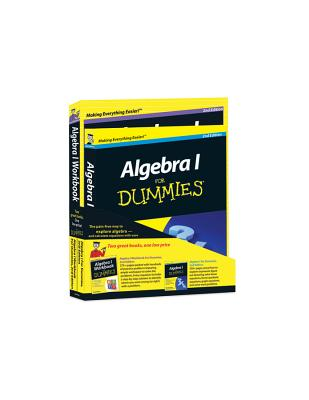 Algebra I for Dummies - Sterling, Mary Jane