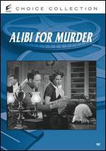 Alibi for Murder - David Ross Lederman