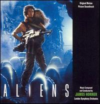 Aliens [Original Motion Picture Soundtrack] - James Horner