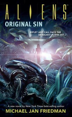 Aliens: Original Sin - Friedman, Michael Jan