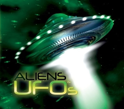 Aliens & UFOs - Evans, Chris