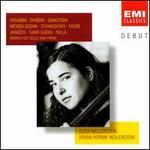 Alisa Weilerstein, Cello