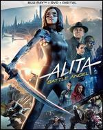 Alita: Battle Angel [Includes Digital Copy] [Blu-ray/DVD]