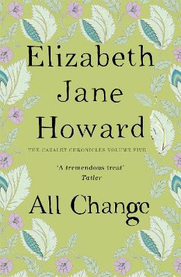 All Change - Jane Howard, Elizabeth