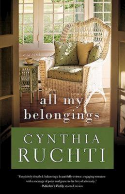All My Belongings - Ruchti, Cynthia