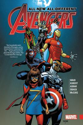 All-new, All-different Avengers - Waid, Mark, and Kubert, Adam (Artist), and Mahmud, Asrar (Artist)