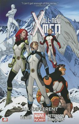 All-New X-Men Volume 4: All-Different (Marvel Now) - Bendis, Brian Michael (Text by)