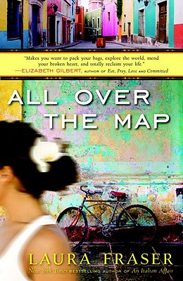 All Over the Map - Fraser, Laura
