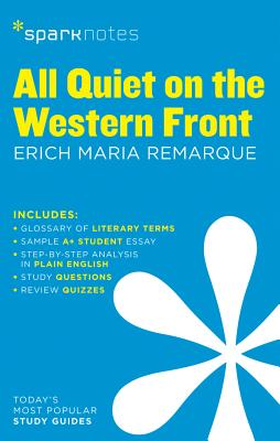 All Quiet on the Western Front - Sparknotes, and Remarque, Erich Maria