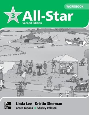 All Star Level 3 Workbook - Lee, Linda, and Sherman, Kristin D, and Tanaka, Grace