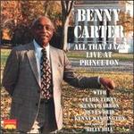 All That Jazz - Benny Carter Set 2 (4CD)