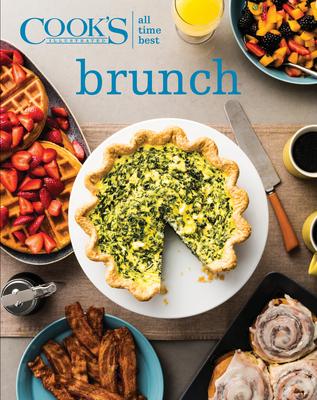 All-Time Best Brunch - America's Test Kitchen (Editor)