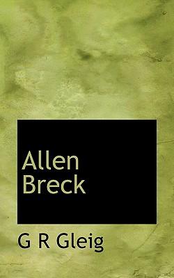 Allen Breck - Gleig, G R