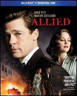 Allied [Includes Digital Copy] [Blu-ray]