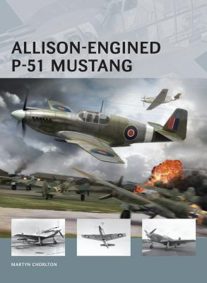 Allison-Engined P-51 Mustang - Chorlton, Martyn