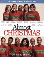 Almost Christmas [Blu-ray/DVD] [2 Discs] - David E. Talbert