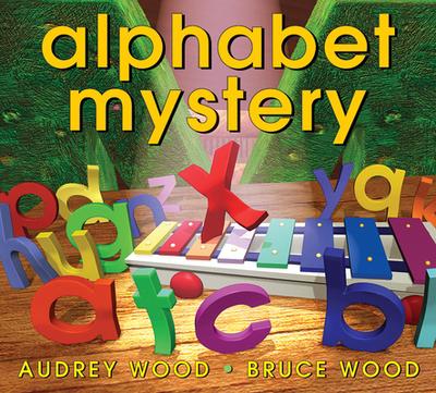Alphabet Mystery - Wood, Audrey