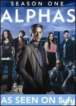 Alphas: Season One [3 Discs]