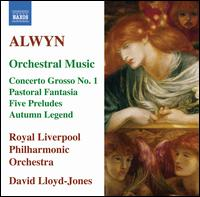 Alwyn: Orchestral Music - Philip Dukes (viola); Rachael Pankhurst (cor anglais); Royal Liverpool Philharmonic Orchestra; David Lloyd-Jones (conductor)
