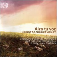 Alza tu voz: Himnos de Charles Wesley - J. Reilly Lewis (organ); Julie Angelis Boehler (timbales); Michael Boyce (vocals); Michael McKeon (vocals);...