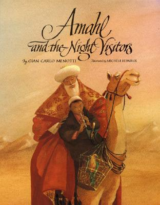 Amahl and the Night Visitors - Menotti, Gian Carlo