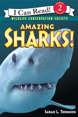 Amazing Sharks! - Thomson, Sarah L