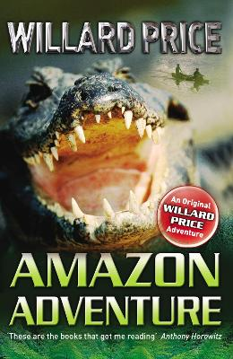 Amazon Adventure - Price, Willard