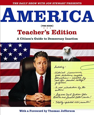 America: A Citizen's Guide to Democracy Inaction - Stewart, Jon