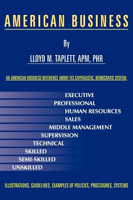 American Business - Taplett, Lloyd M