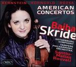 American Concertos: Bernstein, Korngold, Rózsa