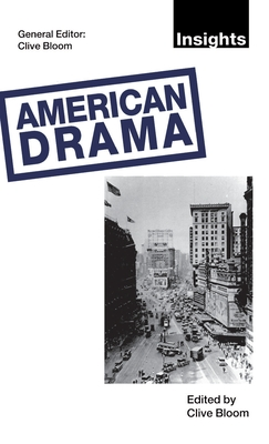 American Drama - Bloom, Clive