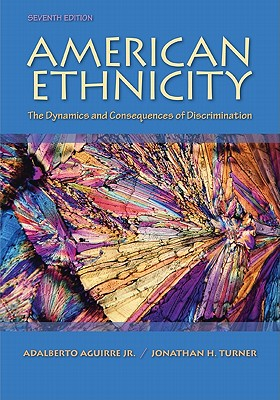American Ethnicity: The Dynamics and Consequences of Discrimination - Aguirre, Adalberto Jr, and Turner, Jonathan H