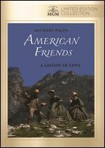 American Friends - Tristram Powell