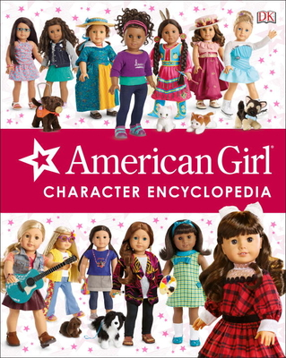 American Girl Character Encyclopedia - Anton, Carrie