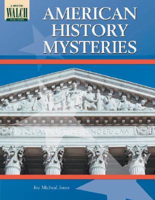 American History Mysteries - Jones, Joe Michael