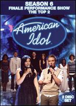 American Idol: Season 6 Finale Performance Show - The Top 2