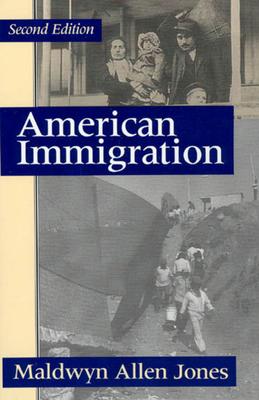 American Immigration - Jones, Maldwyn Allen