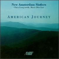 American Journey - Andre Guthman (tenor); Benjamin Perez (tenor); Elizabeth Rodgers (piano); Elizabeth Thorne (mezzo-soprano);...