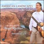 American Landscapes for Guitar