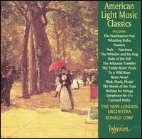 American Light Music Classics - New London Orchestra; Ronald Corp (conductor)