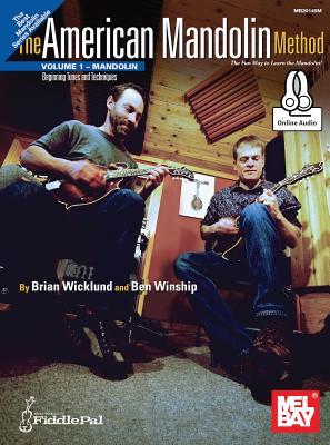 American Mandolin Method Volume 1 - Brian Wicklund