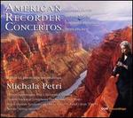 American Recorder Concertos