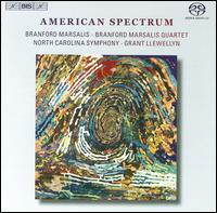 American Spectrum - Branford Marsalis (sax); Branford Marsalis Quartet; Eric Revis (bass); Paul Randall (trumpet);...