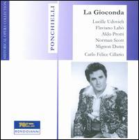 Amilcare Ponchielli: La Gioconda - Aldo Protti (vocals); Flaviano Labò (vocals); Lucille Udovich (vocals); Mignon Dunn (vocals); Norman Scott (vocals);...