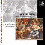 Amours Amours Amours: Lute Duos around 1500